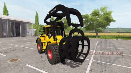 Volvo L180G High-Lift pour Farming Simulator 2017