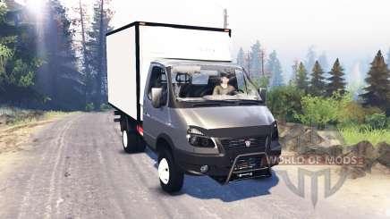 GAZA Gazelle 33027 Business v3.0 pour Spin Tires
