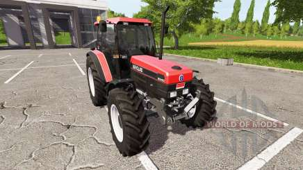 New Holland 8340 v1.2 für Farming Simulator 2017