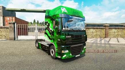 Drake skin für DAF-LKW für Euro Truck Simulator 2
