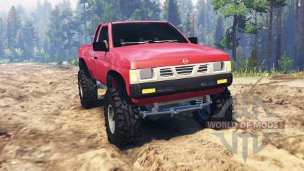 Nissan Hardbody (D21) pour Spin Tires