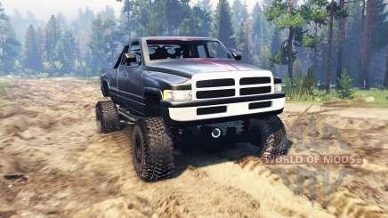 Dodge Ram 1500 für Spin Tires