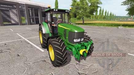 John Deere 6520 pour Farming Simulator 2017