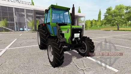 Deutz-Fahr D6207C für Farming Simulator 2017