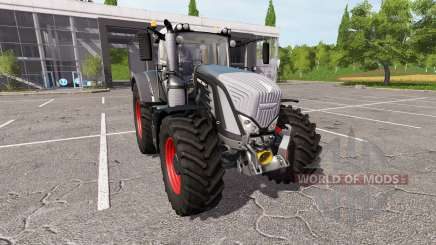 Fendt 933 Vario black beauty für Farming Simulator 2017