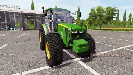 John Deere 5115M v1.5 für Farming Simulator 2017