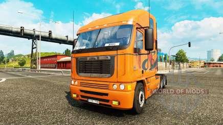 Freightliner Argosy v2.0 pour Euro Truck Simulator 2