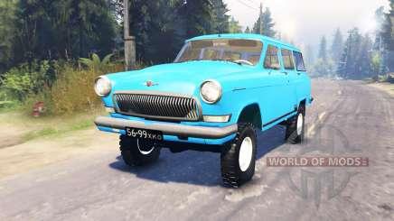 GAZ 22 Volga pour Spin Tires