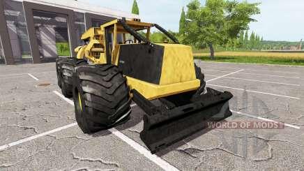 Tigercat 635E pour Farming Simulator 2017