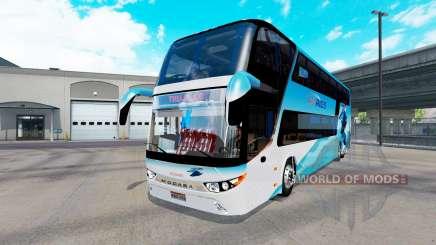 Modasa Zeus 3 pour American Truck Simulator