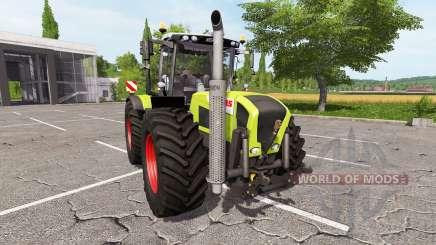 CLAAS Xerion 3800 v1.0.2.1 pour Farming Simulator 2017
