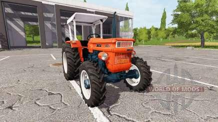Fiat 500 v1.0.0.3 für Farming Simulator 2017