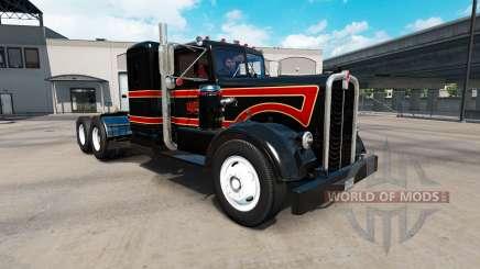 Скин Lanita Spécialisé LLC на Kenworth 521 pour American Truck Simulator