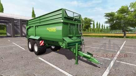 Fortuna FTK 200 für Farming Simulator 2017