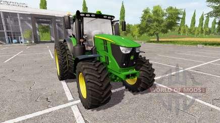 John Deere 6230R v1.1 für Farming Simulator 2017