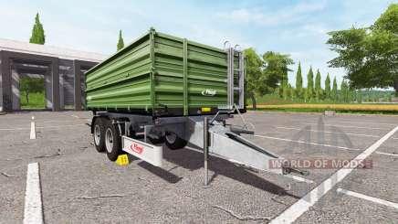 Fliegl TDK 160 für Farming Simulator 2017