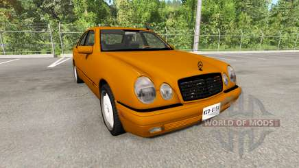 Mercedes-Benz E420 W124 pour BeamNG Drive
