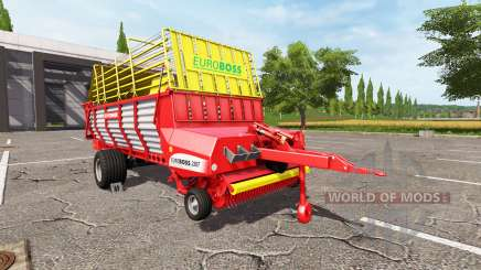 POTTINGER EUROBOSS 330 T pour Farming Simulator 2017