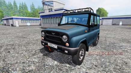 UAZ 315195 hunter pour Farming Simulator 2015