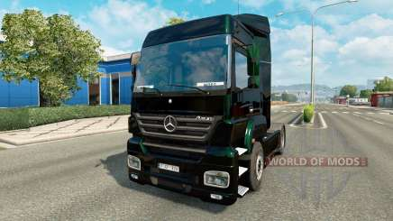 Mercedes-Benz Axor ultimate v3.1 pour Euro Truck Simulator 2