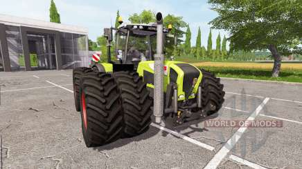 CLAAS Xerion 3800 v1.0.2.2 pour Farming Simulator 2017