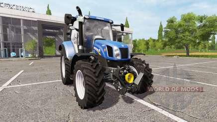 New Holland T6.120 für Farming Simulator 2017