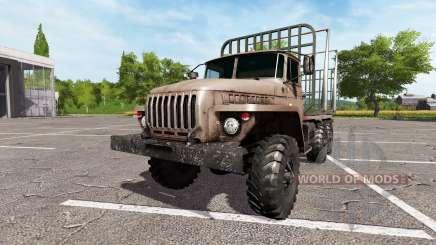 Ural-4320 truck v2.0 für Farming Simulator 2017