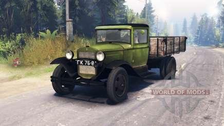 GAZ-1940 MM pour Spin Tires