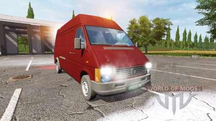 Volkswagen LT Van pour Farming Simulator 2017