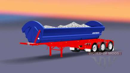 Remorque à bascule SmithCo pour Euro Truck Simulator 2