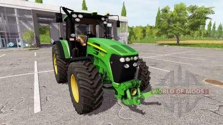 John Deere 7830 v2.1 für Farming Simulator 2017