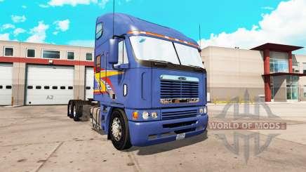 Freightliner Argosy v2.1 pour American Truck Simulator
