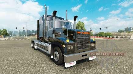 Mack Titan v8.0 für Euro Truck Simulator 2