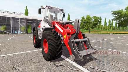Liebherr L538 für Farming Simulator 2017
