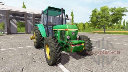 John Deere 3030 für Farming Simulator 2017