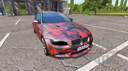 BMW M3 (E92) für Farming Simulator 2017