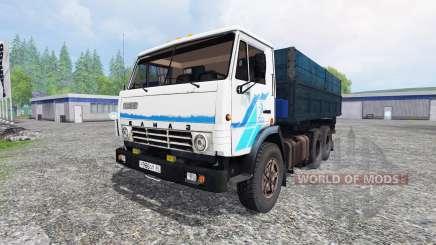 KamAZ 5320 v3.0 für Farming Simulator 2015