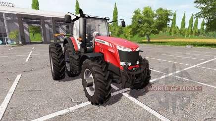 Massey Ferguson 8727 USA pour Farming Simulator 2017
