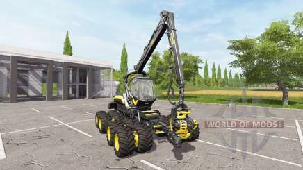PONSSE ScorpionKing v2.0 für Farming Simulator 2017
