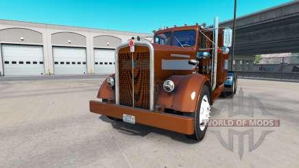 Kenworth 521 für American Truck Simulator
