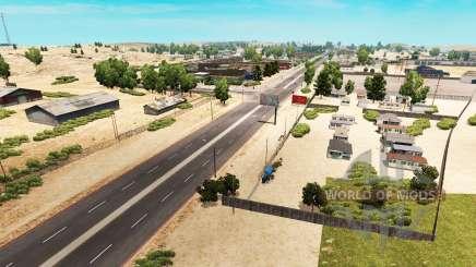 Coast to Coast für American Truck Simulator