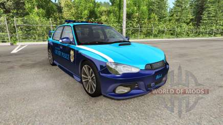 Hirochi Sunburst Anne Arundel County Police pour BeamNG Drive