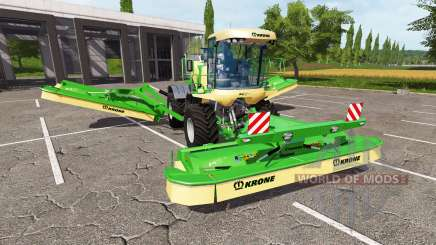 Krone BiG M 500 v1.3 pour Farming Simulator 2017