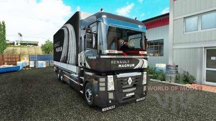 Renault Magnum tandem für Euro Truck Simulator 2