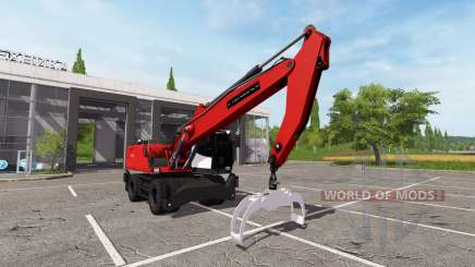 Fuchs MHL 350 pour Farming Simulator 2017