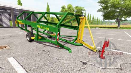 Ballenboy FSB 25-6-110 für Farming Simulator 2017