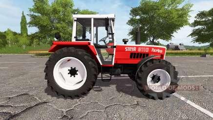 Steyr 8110A Turbo SK2 electronic pour Farming Simulator 2017