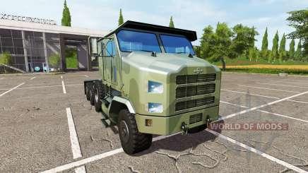 Oshkosh HET (M1070) pour Farming Simulator 2017
