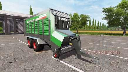 Fendt Varioliner 2440 pour Farming Simulator 2017