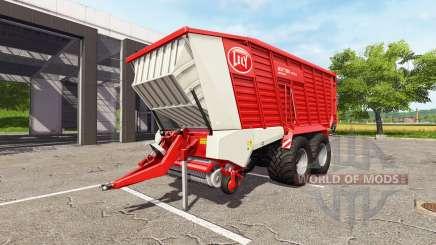 Lely Tigo XR 75 D v1.1 pour Farming Simulator 2017